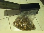 Military Surplus .30-06 M2 Ball Greek HXP 200 RDS LOOSE IN .30 CAL