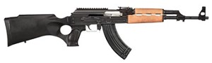 PAP HI-CAP Semi-Auto rifle w/ Thumbhole Stock & Wood Handguard, Cal. 7.62x39mm