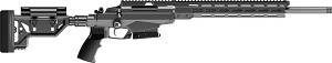 "TIKKA T3X TAC A-1 6.5 CREED 24""HB THREADED 10-SH CHASSIS"