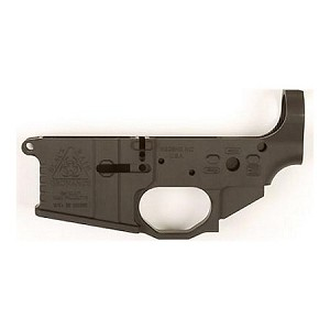 Black Rain Ordnance .223 Milled Lower Receiver Black