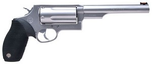 "TAURUS 45/410 3"" CHAMB 6.5"" BBL 5SHOT FOS 4510 JUDGE SS"