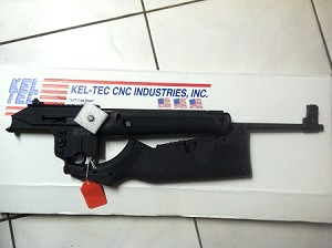 Kel-Tec Model: Sport Utility Model: SU-16 Action: Semi-automatic Type: Carbine Caliber: 223 Rem/.556
