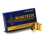 Ammo 9mm Luger Magtech Sport Ammunition 115 Grain Full Metal Jacket 1135 fps 50 Rounds 9A